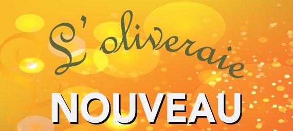 Flyer pour le restaurant L'oliveraie à Saint Sébastien sur Loire