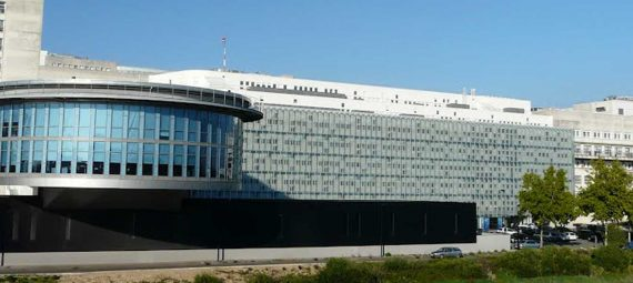 Siège de l'IMAD, le CHU de Nantes