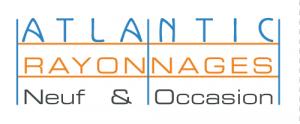 2eme étape de l'étude du logo pour Atlantic Rayonnages