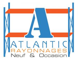 Etape finale de l'étude du logo pour Atlantic Rayonnages