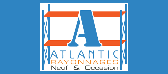 Logo final de Atlantic Rayonnages