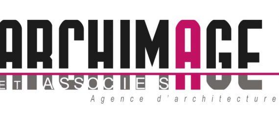 Logo du cabinet d'architectes Archimage et associés