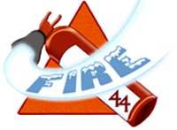Ancien logo Fire 44