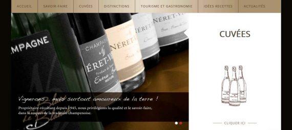 Diapo Champagne Néret-Vély