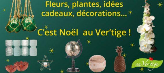 Flyer Au ver'tige Noël 2017 - Recto